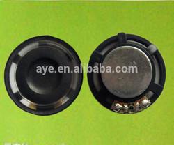28mm 8ohm 2.5w neodymium headphone driver