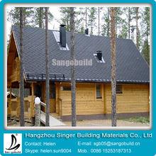 30-50years 3-tab/ Laminated/Fish scale/ Goethe asphalt shingle roofing