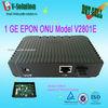 1GE ONU, fully compatible with Huawei/ZTE/Fiberhome/BDCOM OLT/Fiber ONU