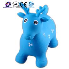 pvc şişme plastik çocuklar için hayvan oyuncaklar