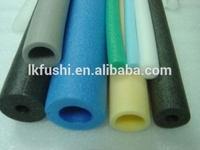 Plastic foam air condition insulation pipe equipment