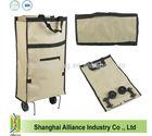 Promotional Shopping Laptop Folding Trolley Bag