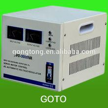 hot-sell china best price 220v/110v svc voltage regulator/stabilizer