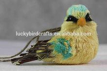 new beautiful sisal bird /size 12.5*6.5*7cm /supplier /handmade