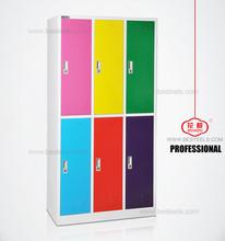 luoyang huadu new style steel cupboard locker