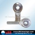ldk ts16949 certificado extremos de barra de acero inoxidable
