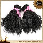 Top quality AAAAA brazilian tight curly hair