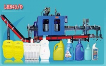 2014 top new plastic balls blow moulding machine