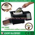 0.65kg tostador de café inicio/pequeño café tostador/1kg tostador de café