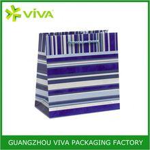 Handle customized printed target reusable shopping bag