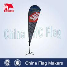 New custom beach/polyester beach flag/ wind sail beach flag print beach towel