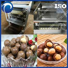 multifunction macadamia nut cracker/macadamia sheller/Pine nuts cracker Machine