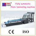 completamente automático de cartón corrugado caja de laminación en frío de la máquina hecha en china