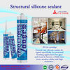 structural silicone sealant/ SPLENDOR high quality cheap silicone sealants/ silicone sealant for stainless steel