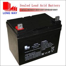 12Volt 35ah 10hr valve regulated lead acid battery vrla battery manufacturer