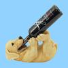 Dog shape wine bottle holder, animal wine bottle holders