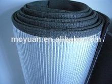Foglio di alluminio pe bolla di materiale di isolamento termico/rotolo/foglio/isolamento termico per tetto/parete/frool
