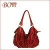 fashion popular genuine python snake skin handbag