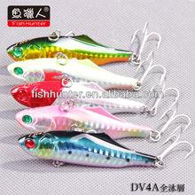 75mm 30g DV4A Bait Lure vib salmon fishing lures