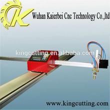 high precision china made cheap portable nc flame/plasma cutting machine KCM1520