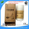 Fígado de proteção suplemento chinês traditiona medicamentos/fígado herbal remédios