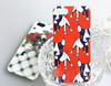 2014 IMD print plastic glossy custom phone cases for iphone