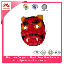professional customized adult funny chinese horror pvc halloween mask