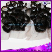 5A Grade Unprocessed Raw Virgin closures hair weft virgin european hair