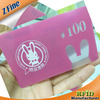 New! special nice clear transparent plastic business cards