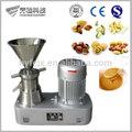 Fc mejor rendimiento de acero inoxidable de almendra/mantequilla de maní de la máquina de procesamiento