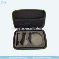 pu surface custom eva case