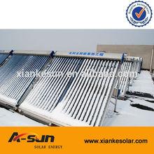 Jiaxing European Vacuum Tube Solar Flooring Heating