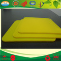 di alta qualità 6mm giallo foglio di polipropilene estruso