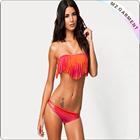 Hot Sell Sexy Open Women Photos Micro Mini Bikini