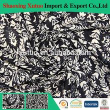 100% rayon/viscose printing rayon fabric for dress,,60x60/90x88