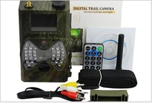 Outdoor HD Wireless Scouting Camera Long Stand-by Time For Hunting