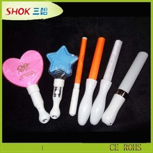 Party favor product glow stick / light stick / glow lollipop stick