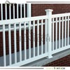 High quality cheap plastic fence and balcony factory
