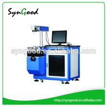 SG serial None- Metal CO2 organic glass laser marking machinery