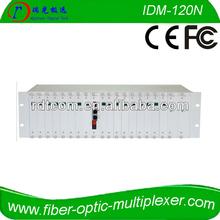 optical fiber transmission equipment of PCM MUX