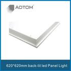 48W Epistar SMD2835 or 3104 with LM80 back lit Square flat led backlight ceiling panel lighting indoor 620x620mm PL626248BLA-02