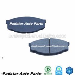 China brake pads factory mitsubishi rosa sumitomo brake pads used car toyota highlander