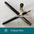 Boa qualidade de médio- belas logotipo impresso personalizado feito herói caneta tinteiro