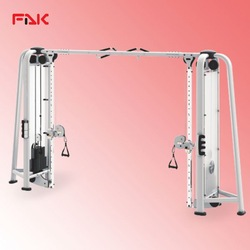 Body Strong Gym Cable Crossover Machine