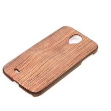 Newest promotional cheap phone wood with pc cases