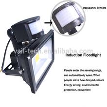 30w led induction floodlight , high power led security light