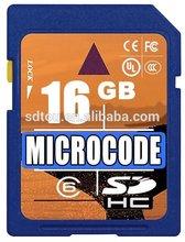 SD memory card 4GB for Car DVR
