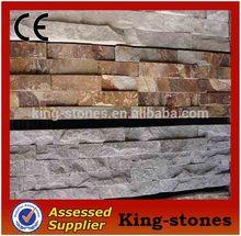 High quality decorative slate culture stone wall tile