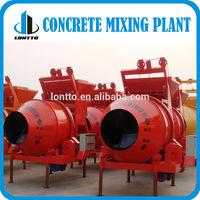 JZC-350 Portable Concrete Mixer With Plastic Drum