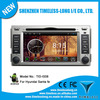 Android system 2 din Car Radio for HYUNDAI Santa fe 2004-2009 with GPS Ipod DVR digital TV box BT 3G/Wifi(TID-I008)